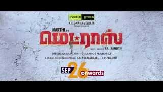 Madras - Naan Nee Song Promo