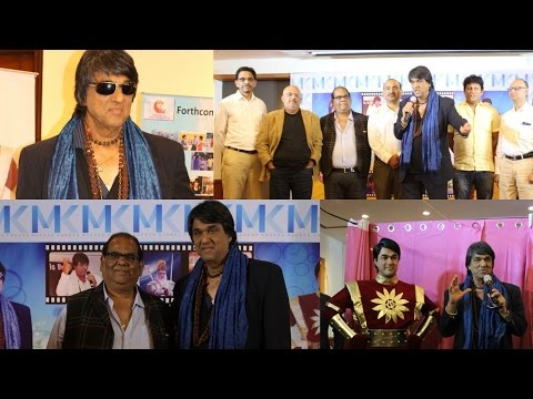 Mukesh Khanna Will Inaugurate His Website Unveil Shaktiman Wax Statue