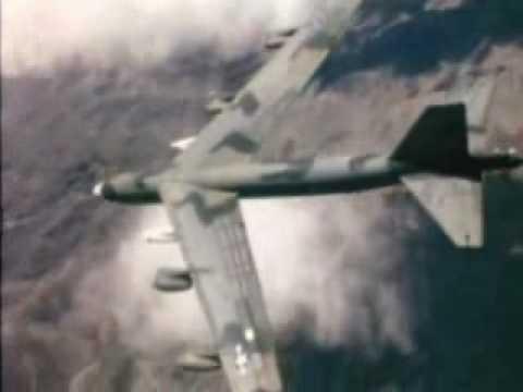 B1 B2 amp B52 Doing Heavy Carpet Bombing