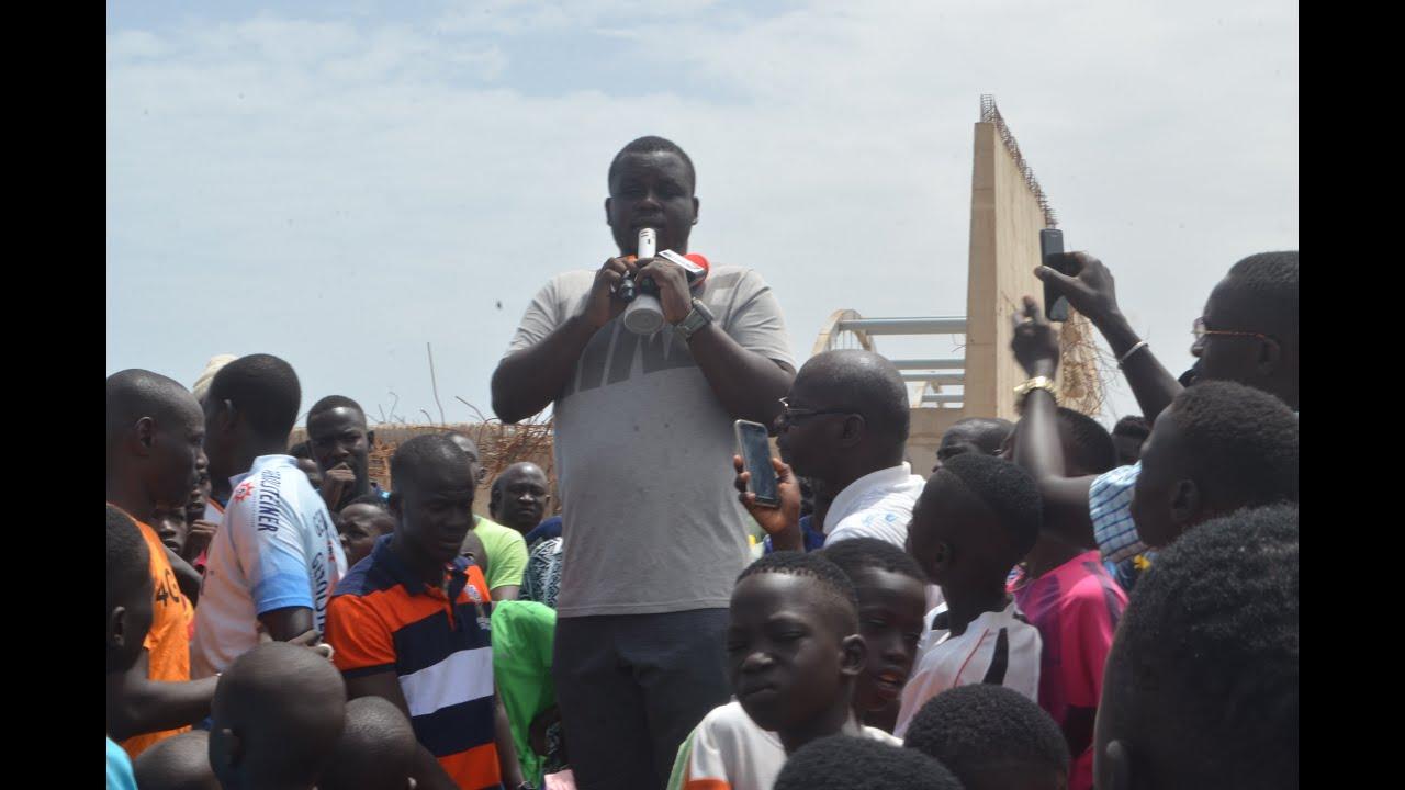 Cambérène: la population déplore la lenteur du projet de l'assainissement et de la délocalisation de l'émissaire