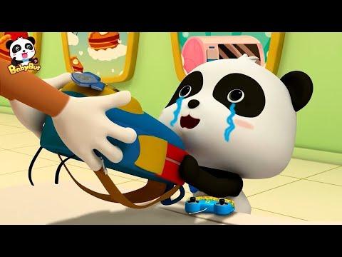 Kiki No Puede Conseguir Su Mochila   Dibujos Animados Infantiles   Kiki y Sus Amigos   BabyBus