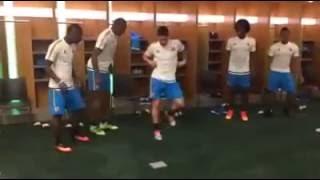 Nuevo baile de la selección Colombia