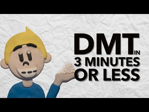 DMT in 3 Minutes or Less