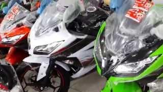 8. Kawasaki Ninja 300 ABS SE 2014 hot nhất Hà Nội
