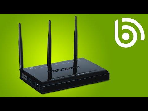 TRENDnet TEW-639GR WiFi Router