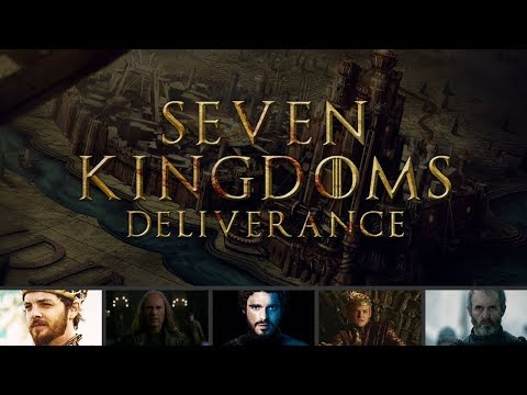 Seven Kingdoms Deliverance is coming... (Game of Thrones Mod) In Development