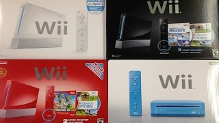 Video Nintendo Wii Review - Console Variations and Accessories! MP3, 3GP, MP4, WEBM, AVI, FLV Desember 2018