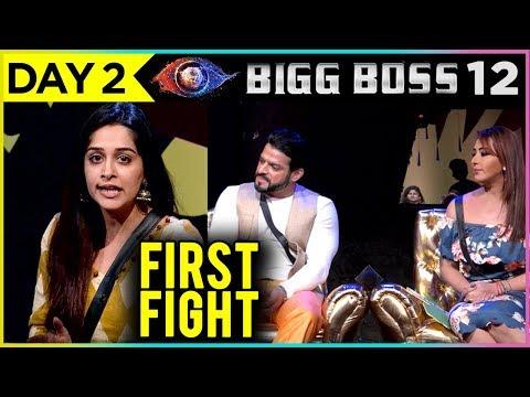 Dipika Kakar FIRST FIGHT In Front Of Karan Patel A