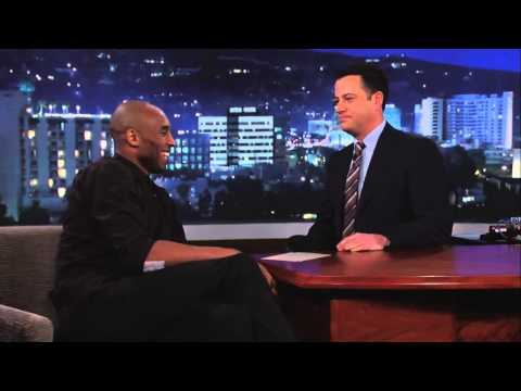Kobe Bryant gets destroyed by Jimmy Kimmel