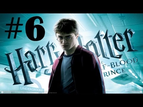Harry Potter and the Half-Blood Prince - Walkthrough - Part 6
