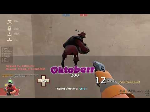 Team Fortress 2 .HmX* Gaming Deathrun - Trollrun Reloaded (SERVER IS DEAD)