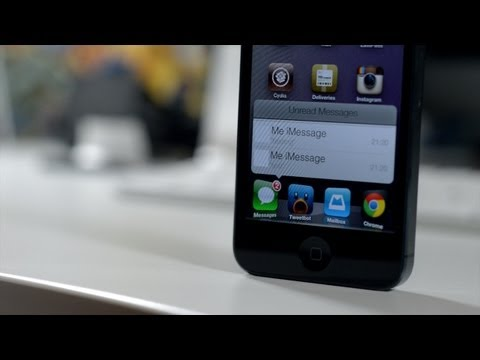 ios 6 - Watch the premiere of