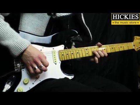 Fender Stratocaster JIMI HENDRIX MN Black