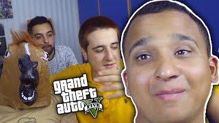 Selamlar bu videomuzda Hollandalı Köksal babaya GTA 5 Öğretiyorum ! Videoyu sonuna kadar izlerken en az 1 kere...