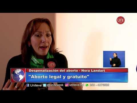 Concejales opinan sobre el aborto: Nora Landart