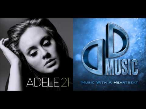 Never Ending Fiery Rain-Adele vs. Dizzla D (Mashup)