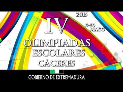 COMPETICIÓN ESCOLAR. OLMPIADAS ESCOLARES 2015