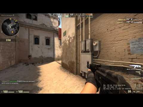 Counter - Strike : GO / Как же я хочу жить Один!!!!