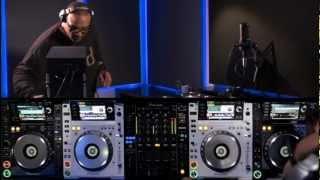 MistaJam - Live @ DJsounds Show 2012