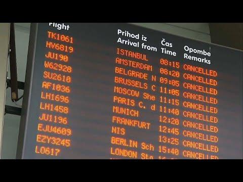 Αερομεταφορές: Δειλά – δειλά η επανεκκίνηση των αερομεταφορών…