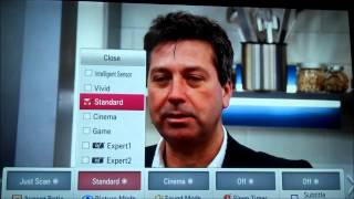LG TV Best Picture Quality Settings