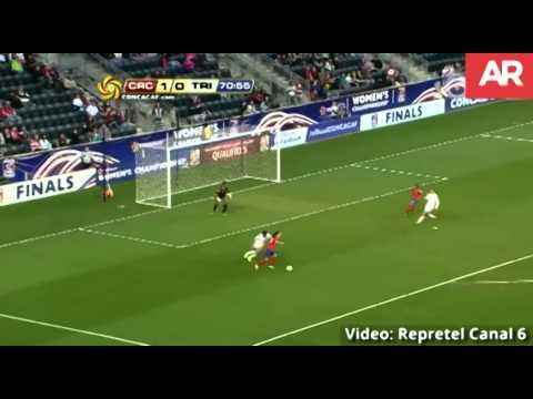 Costa Rica vs Trinidad & Tobago resumen 2 tiempo