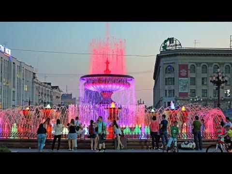 Онлайн трансляция из Хабаровска