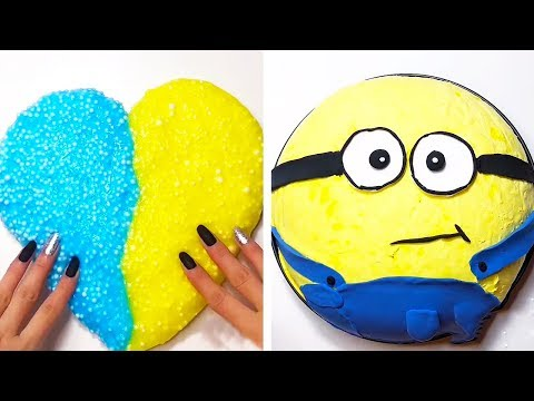 The Most Satisfying Slime ASMR Videos  Oddly Satisfying Slime 2019  87