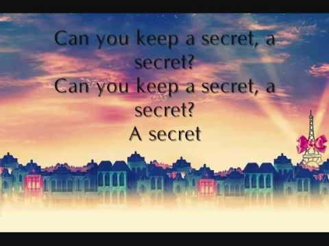 Can you Keep a Secret | Lyrics