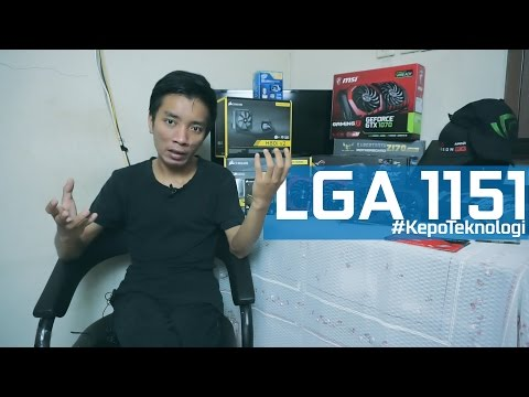 Bahas Motherboard Intel Socket LGA 1151 - #KepoTeknologi