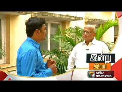 Indru-Ivar-Exclusive-interview-with-T-K-Rangarajan--Communist-Party-of-India-Marxist