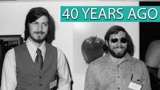 40 Years of Apple