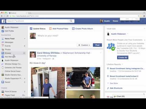 How to Add Someone as an Advertiser to Facebook Ads Account