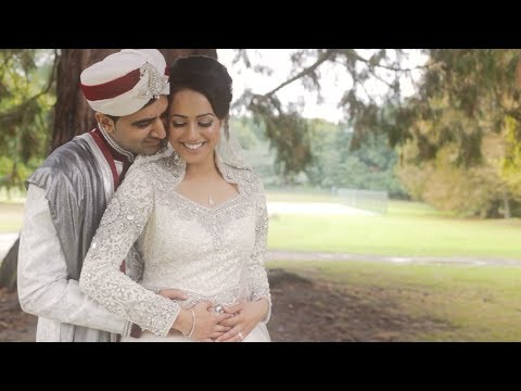 Surrey Asian Wedding | Savill Court Hotel Wedding | Asian Wedding Cinematography