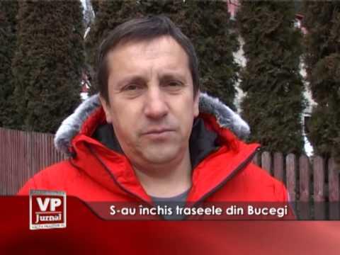 S-au închis traseele din Bucegi