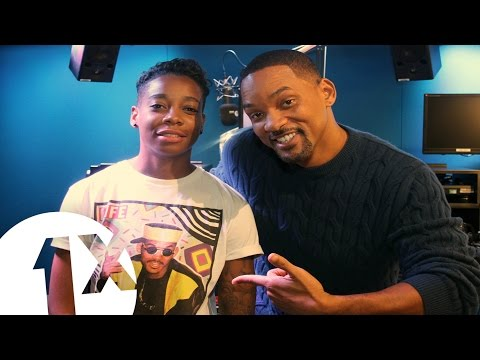 Will Smith talking about seeing Martin Lawrence, talking Bad Boys 3