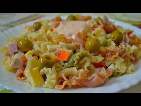 рецепты салата цезарь видео приготовление
