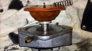 4. Polaris Exhaust Valve Cleaning Process - Domestic Twins 600 700 800 900