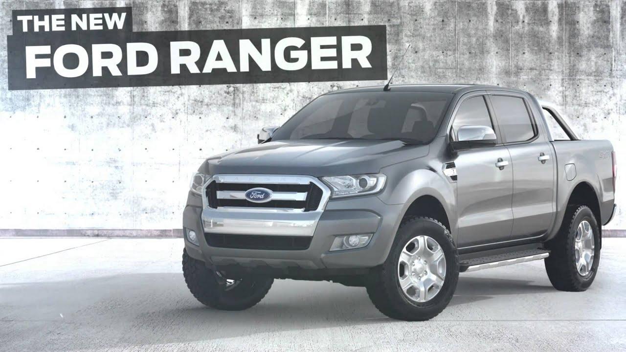 2015 Ford Ranger: тизер