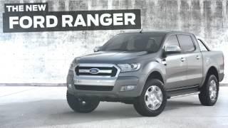 2015 Ford Ranger - Teaser