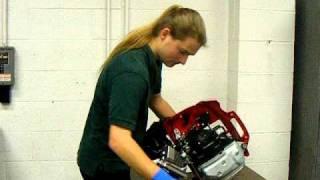 1. Disassembly of Honda EU1000i Generator