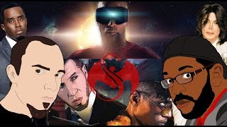 Tech N9ne - Planet Review (and Controversial Lyric Discussion!) (G.O. #147)