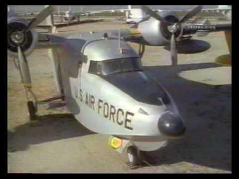 The Grumman HU-16 Albatross is...