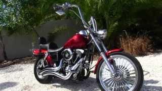 8. 1998 Harley-Davidson FXDWG Dyna Wide Glide for sale