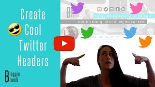 Twitter Headers - Cool Twitter Headers Tutorial
