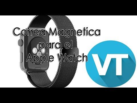 Apple Watch Bracelet Desempaquetado