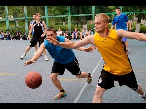 Чемпионат Самарской области по баскетболу 3х3. Первый тур
