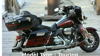 2. 2011 Harley-Davidson Electra Glide Classic -  Details Info