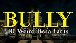 Video BULLY - 10 Weird Beta Facts You Didn't Know MP3, 3GP, MP4, WEBM, AVI, FLV Juni 2019