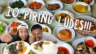 Video Gila! 10 Piring Nasi PADANG LUDES  ft. BLACK & IKANG FAWZI MP3, 3GP, MP4, WEBM, AVI, FLV September 2018